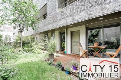 Appartement avec jardin