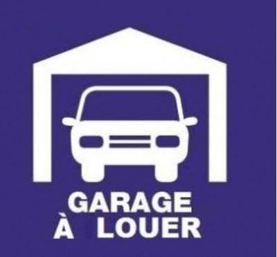 Garage fermé au sous-sol d'une résidence sécurisée