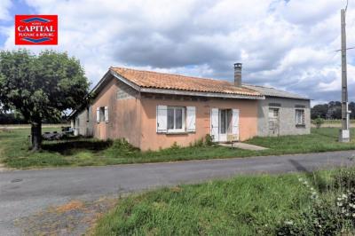 Maison à rénover proche Pugnac Pugnac
