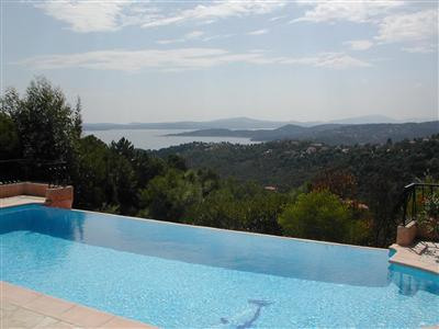 Vacation rental house / villa Les issambres 2 640€ - Picture 4