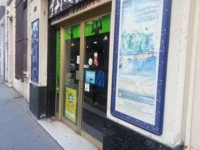 Fonds de commerce Café - Hôtel - Restaurant Marseille 5ème