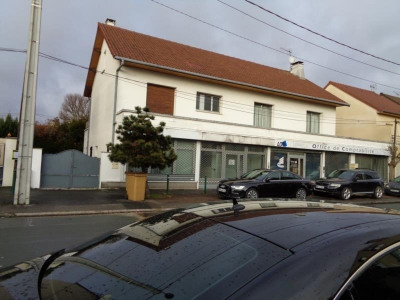 Vente Local commercial Mitry-Mory