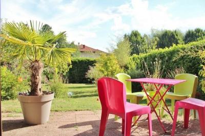 Beau rez-de-jardin de 112 m² en très bon état