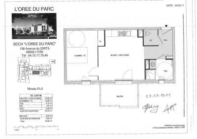 Location appartement Tassin-la-Demi-Lune (69160)