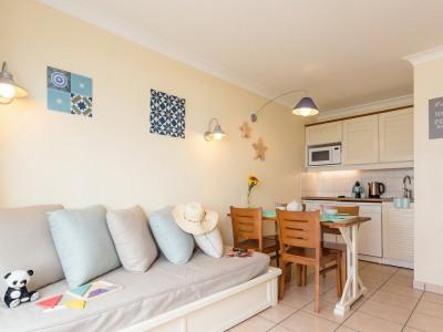 Bel appartement résidence bleu marine orienté sud