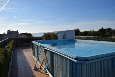 Rare ! Appartement avec piscine sur toit