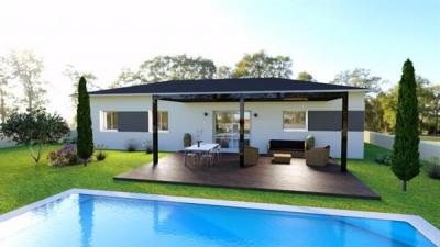 Maison  6 pièces + Terrain 800 m² Capian par MAISON CLEO