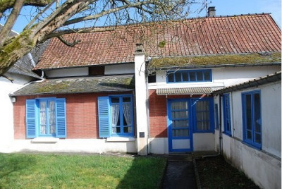Maison 2 chambres garage sur 285m² de terrain