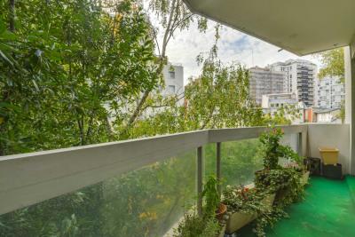 5 pièces balcon sur jardin