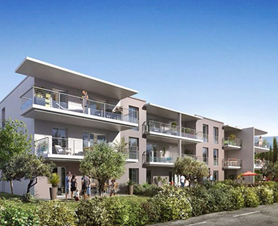 Appartement Nice 3 pièce (s) 58.23 m²