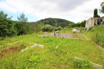 Terrain 1600 m² à La Colle Sur Loup