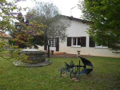 LA BREDE (secteur) Maison de plain pied de qualité sur 1380 m² terrain