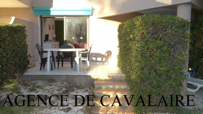 Appartement Studio à Cavalaire à quelques pas de la mer