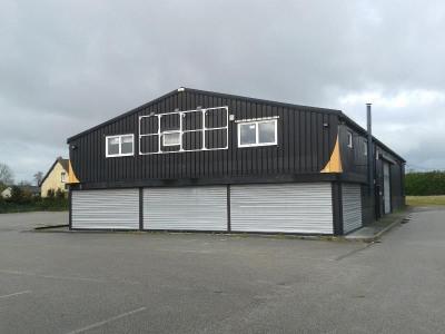 Location Bureau Octeville-sur-Mer