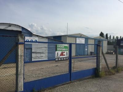Location Local d'activités / Entrepôt Notre-Dame-de-Gravenchon