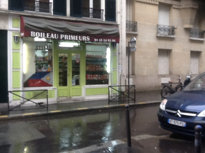 Fonds de commerce Alimentation Paris 16ème