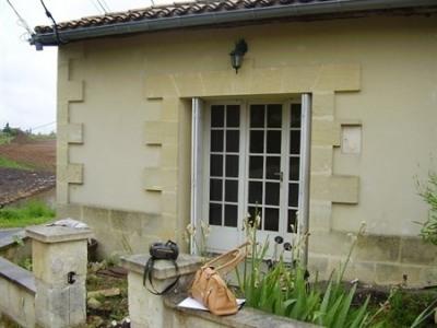 Maison en pierre Saillans