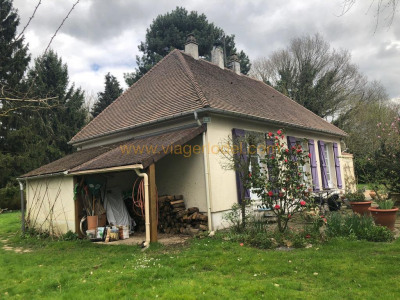 Vente avec réserve du droit d'usage et d'habitation illers en ar