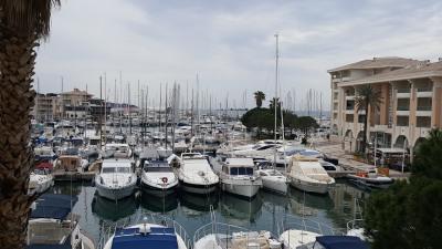 Location appartement Port Fréjus