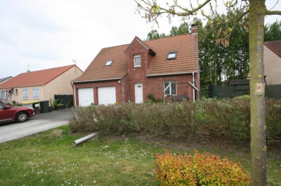 Maison individuelle pecquencourt - 6 pièce (s) - 140 m²