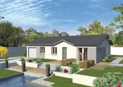 Maison  4 pièces + Terrain 415 m² Champenoux (54280) par MAISONS OXEO