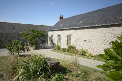 Axe laval château gontier longère 4,4 hectares