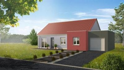 Maison  4 pièces + Terrain 610 m² Roppe (90380) par IMMO REECHT