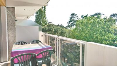 Appartement Vaux Sur Mer 2 pièce (s)