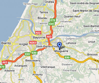 Location Local commercial Mouguerre