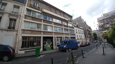 Location Bureau Paris 20ème