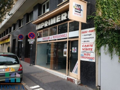 Location Local commercial Saint-Étienne