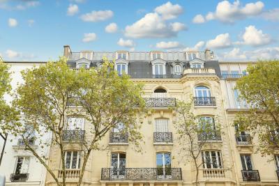 Boulogne Billancourt - Square Léon Blum