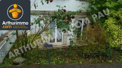 T3 rez-de-jardin refait avec cachet