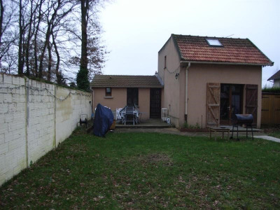 Vente maison villa sainte genevieve des bois proche for Vente maison en construction