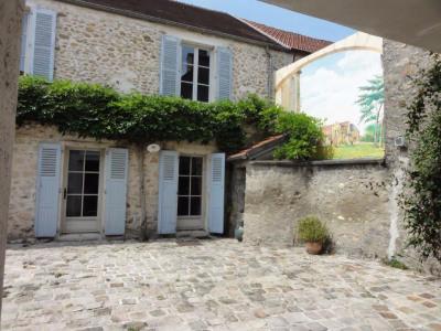 Maison de charme avec jardin à Longpont