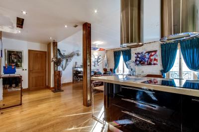 Luxueux appartement meublée de 3pièces (80m²)