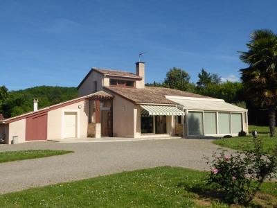 Maison contemporaine Prayssac
