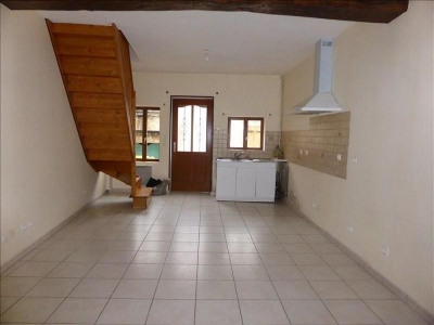 Maison de village st bris le vineux - 3 pièce (s) - 54.3 m²