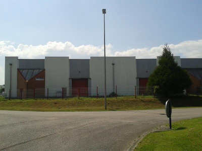 Location Local d'activités / Entrepôt Colombelles