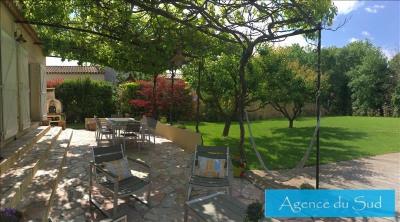 Villa + T2 avec jardin