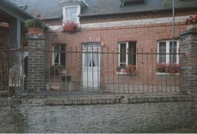 Maison habitation avec bail locatif