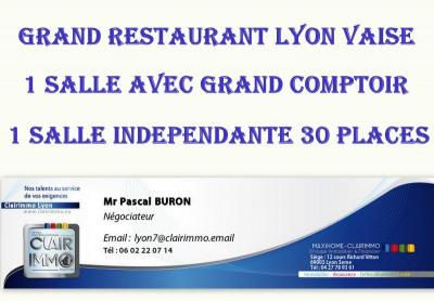 Vente Local commercial Lyon 9ème