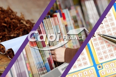 Fonds de commerce Tabac - Presse - Loto Melun