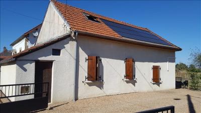 Vente maison / villa Champvert