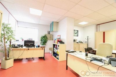 Location Bureau Levallois-Perret