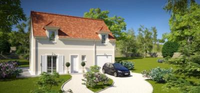 """Modèle de maison  """"Tircis"""" à partir de 5 pièces Val-de-Marne par MAISONS PIERRE"""