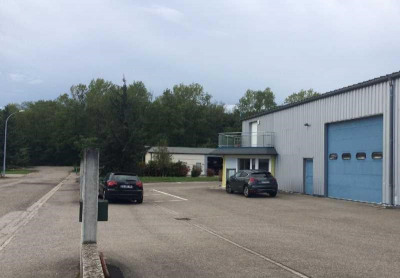 Location Local d'activités / Entrepôt Bennwihr