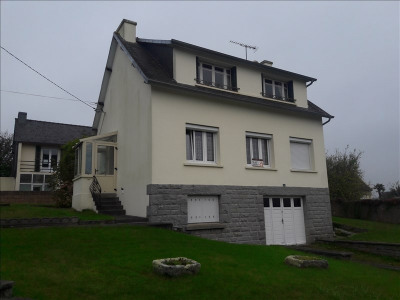 Town house 4 rooms, 90 m² - Plouaret (22420)