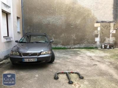 Sale parking spaces Poitiers
