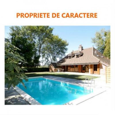 Venta  - granja 6 habitaciones - 128 m2 - Bletterans - Photo